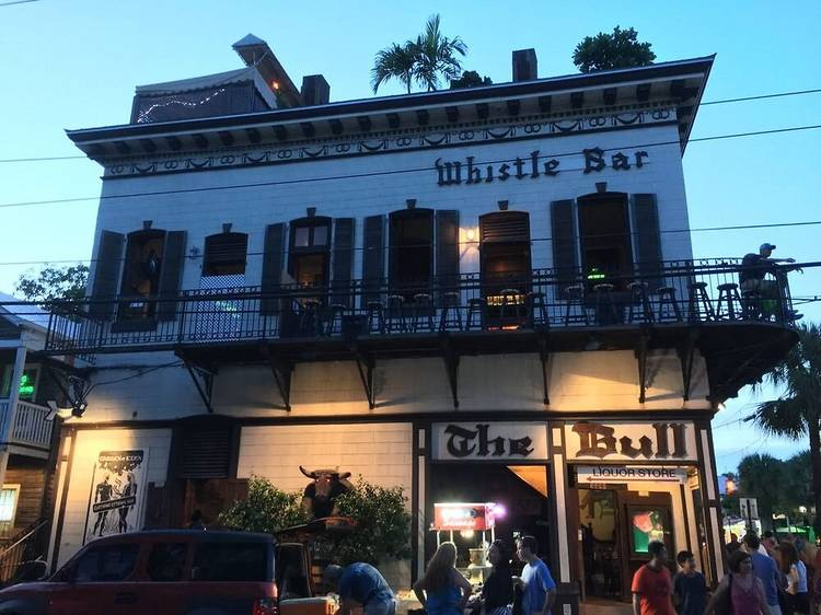 The Bull and Whistle Bar