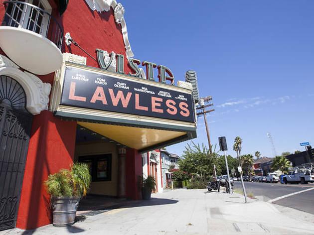 タランティーノがロサンゼルスの老舗映画館を購入