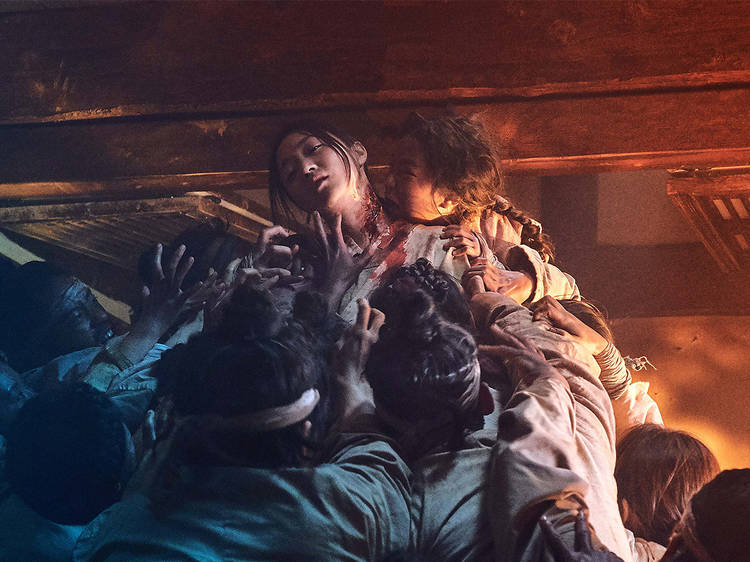 12 best gore-filled zombie movies and series on Netflix
