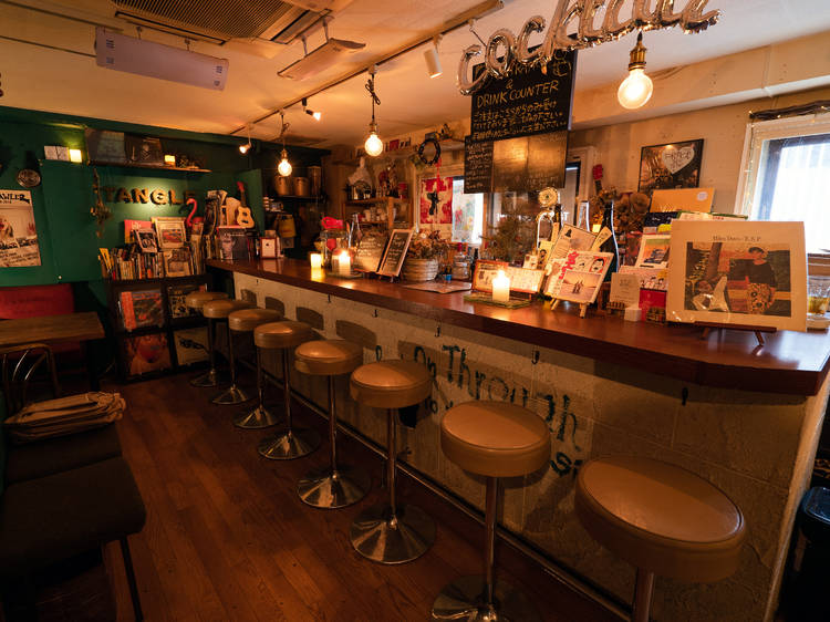 Sway to the beat at music bar Tangle