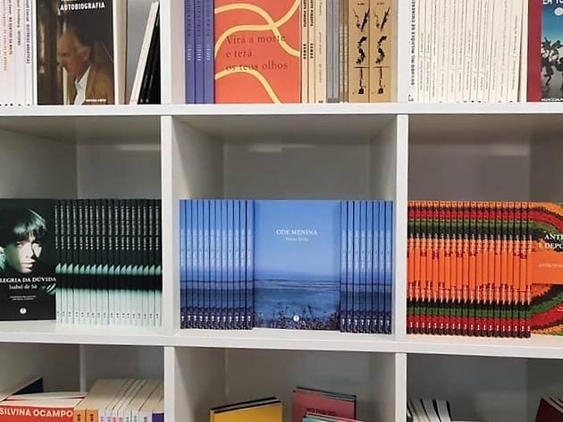 A Bibliofolia é a nova livraria da Editora Exclamação