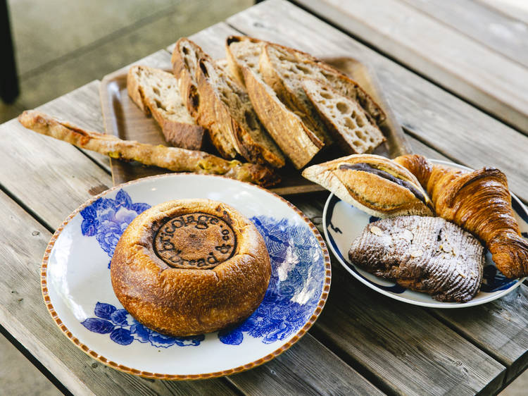 Taste the upper crust at a Bricolage Bread & Co