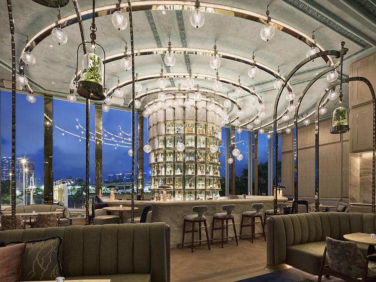香港四季酒店全新酒吧 Argo 7月15日開幕 溫室主題裝潢加創新酒單打卡必到!
