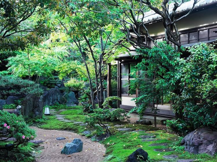 Revitalise in a real onsen without leaving Tokyo at Saya no Yudokoro