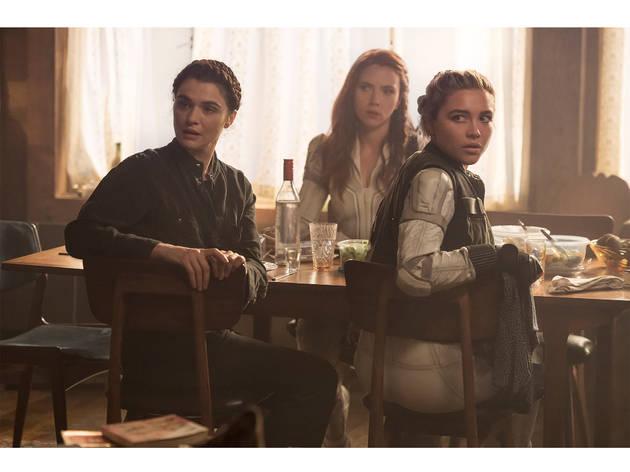 Filme, Cinema, Aventura, Sci-fi, Viúva Negra (2021)