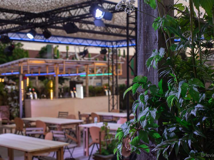 A Aubervilliers, un nouveau jardin caché où faire la fête au milieu des fruits et légumes