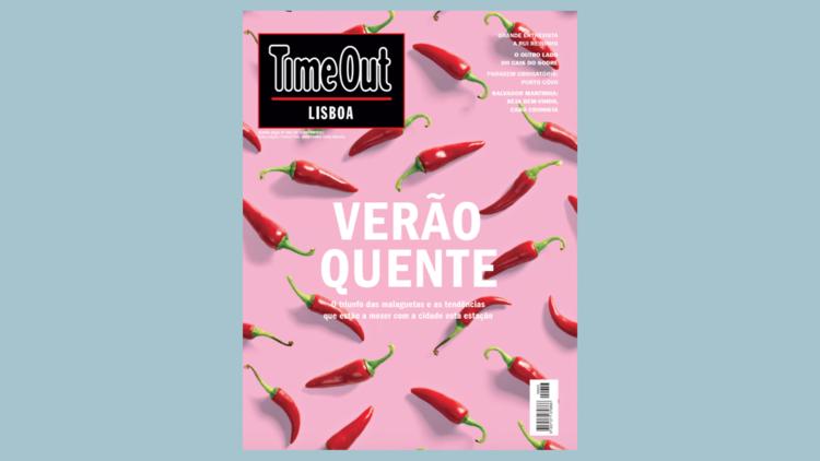 Time Out Lisboa: Verão Quente