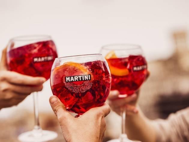 Martini Fiero & Tonic