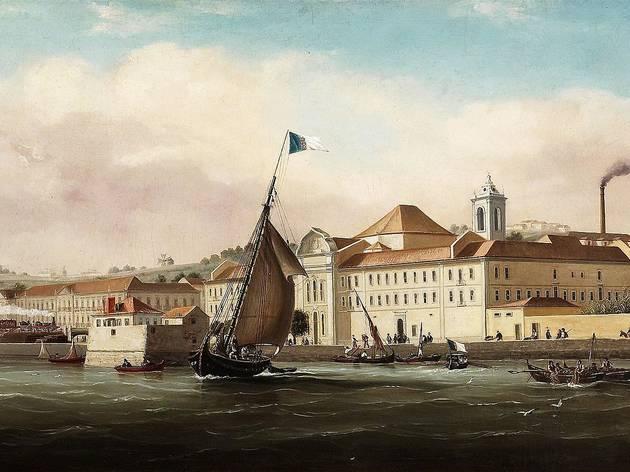 Percurso do Museu de Lisboa