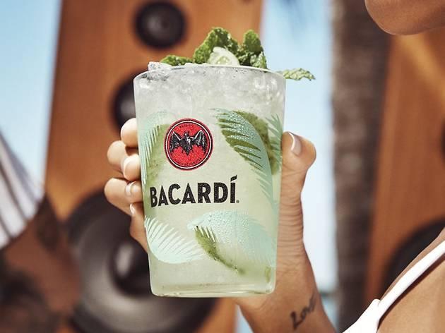 Bacardi Carta Blanca Mojito