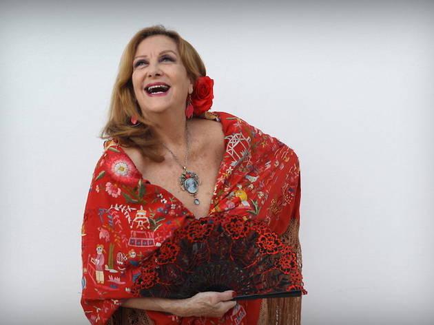 Olga María Ramos (Llaneza Foto)