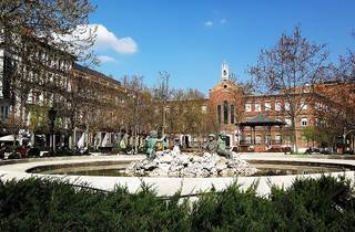 Plaza de Chamberí (FouPic)