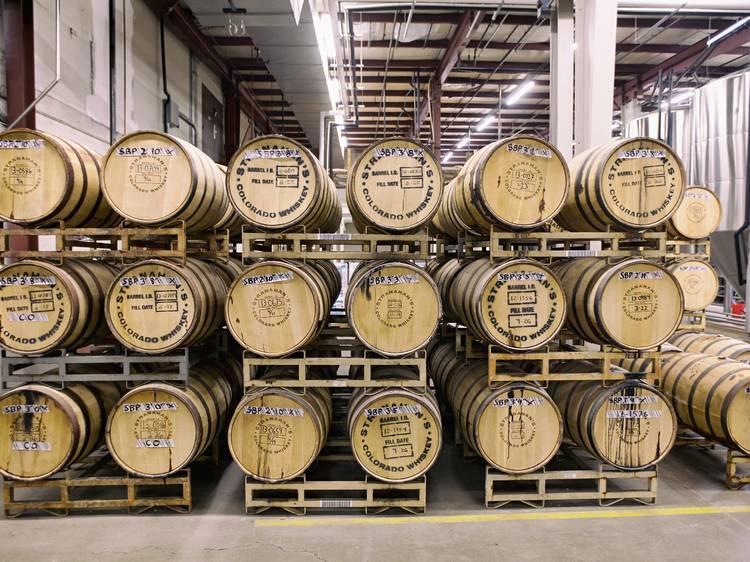 Stranahan's Distillery, Denver