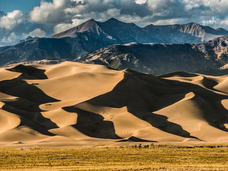 Great Sand Dunes National Park & Preserve, Mosca