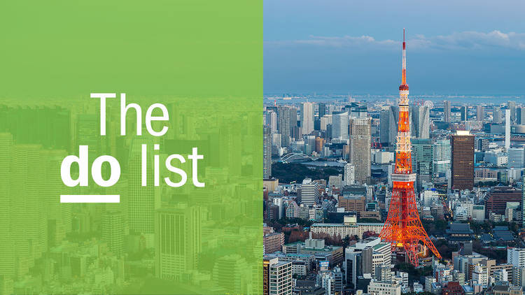 The Do List – Tokyo