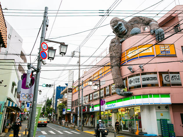 The 10 (friendly) monsters you'll meet in Tokyo