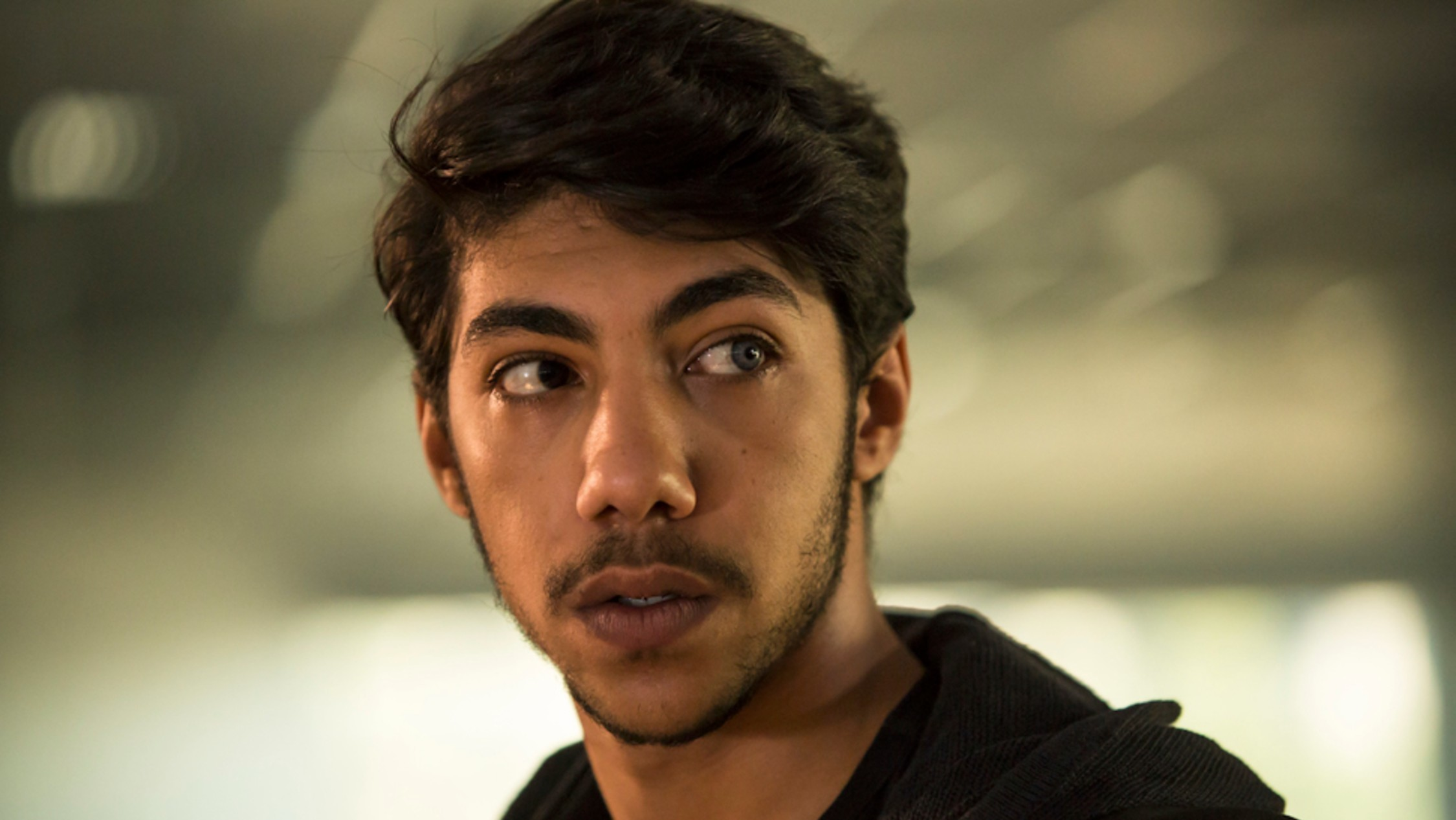 Cleverman star Hunter Page-Locahrd