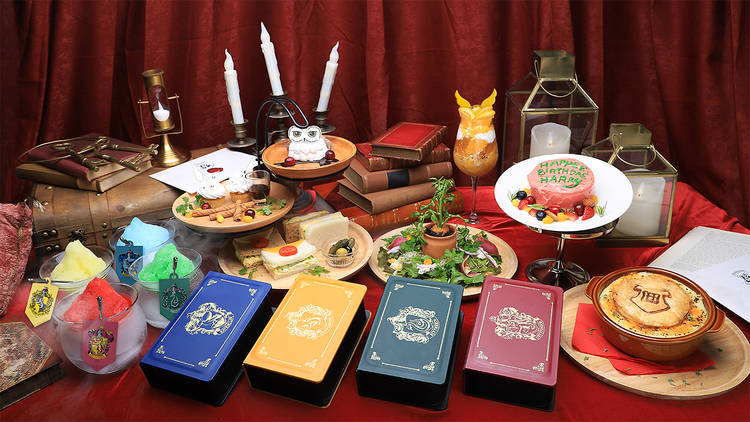 Harry Potter Cafe