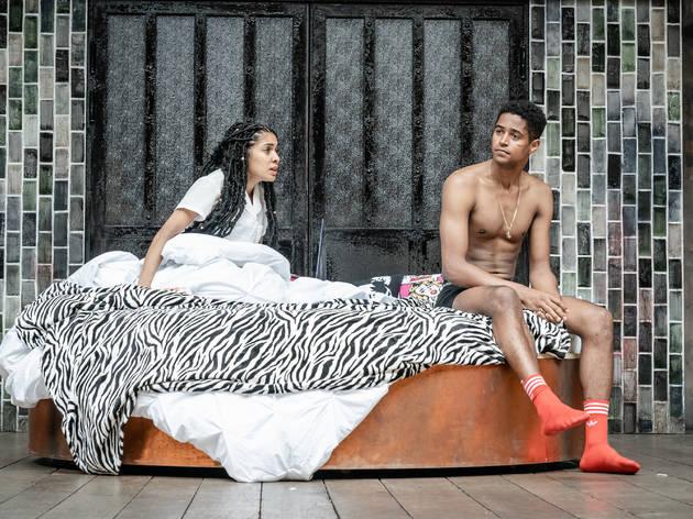 Romeo & Juliet, Shakespeare's Globe 2021