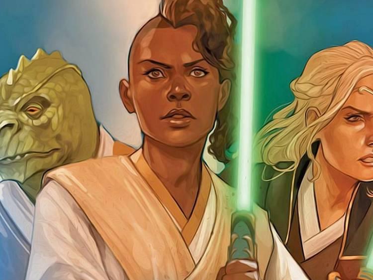 Star Wars -The High Republic: No existe el miedo