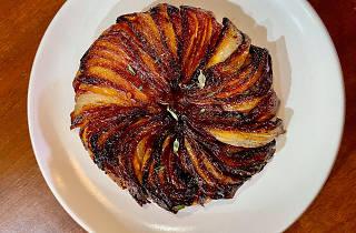 Bicyclette onion tart