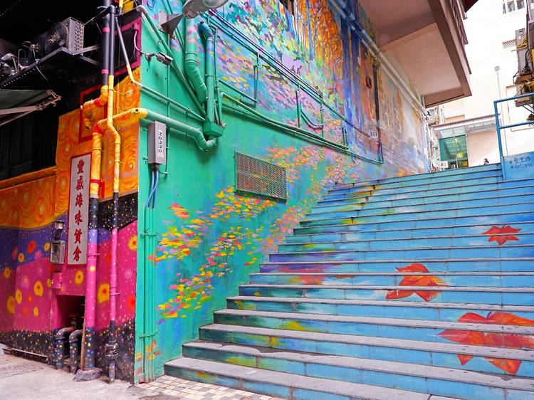 Best Instagram and photography spots in Hong Kong
