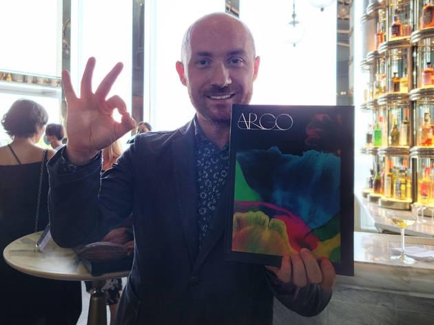 Lorenzo Antinori, beverage manager, Argo