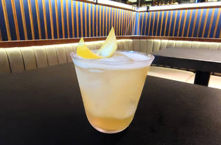Barcode's Peanut Butter Whiskey Sour