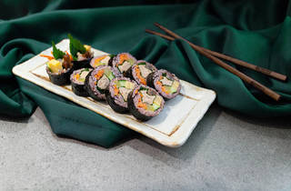 Seoul Recipe kimbap