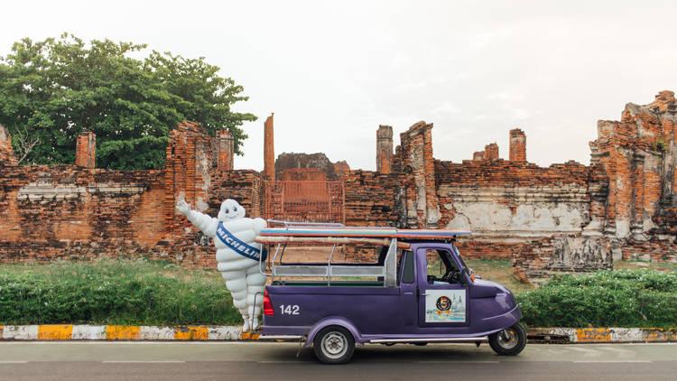 第五版泰國《米芝蓮指南》將拓展至 Ayutthaya(大城)