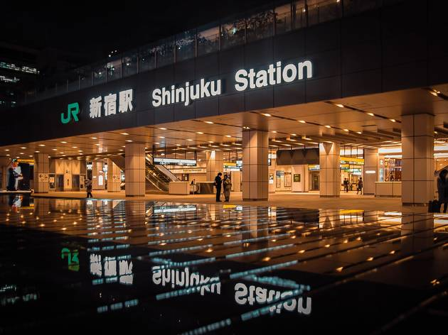 Shinjuku Station is getting a ¥72.8 billion makeover to make it easier to navigate