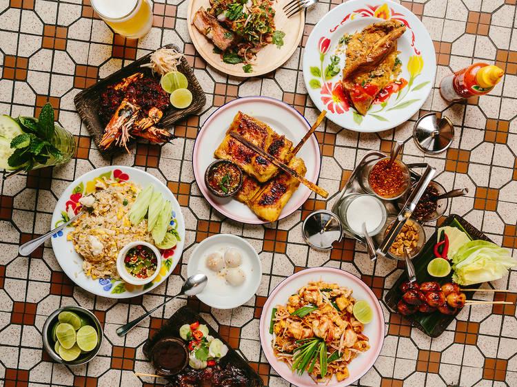 Chachawan:泰國街頭美食