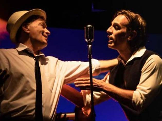 La canción de Ipanema (Teatro Fígaro)
