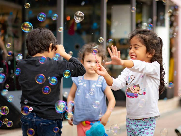The Pulse「讓孩子玩」暑期市集嘉年華