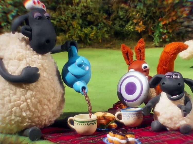 Shaun the Sheep: Adventures from Mossy Bottom Farm