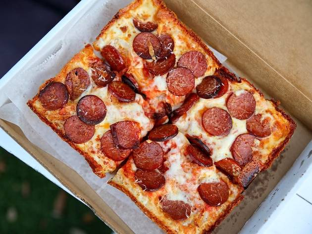 This Miami food truck pioneer is slinging Detroit-style pizza at Time Out Market
