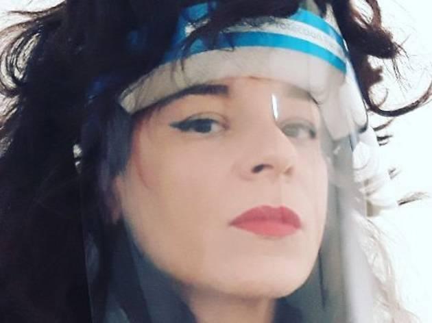 Nerea Pérez de las Heras + El cuerpo del disco (Parque de la Bombilla)