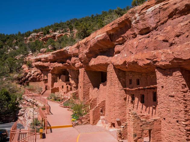 Manitou Cliff Dwellings   Manitou Springs, Colorado