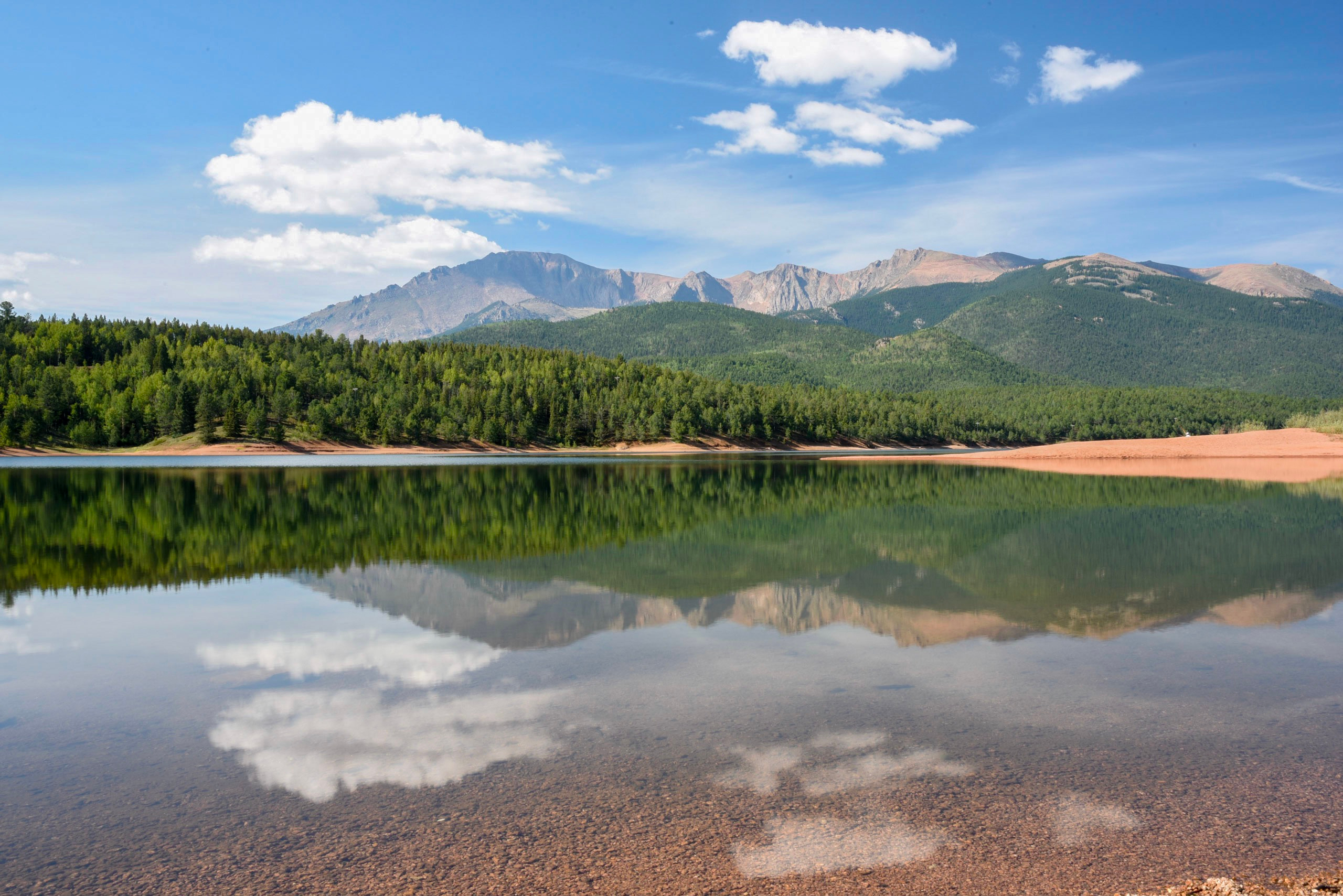 Crystal Creek Reservoir