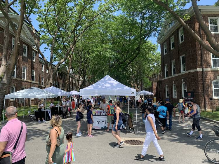 FAD Market at Governors Island