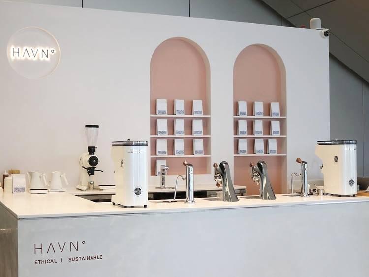 HΛVN°:極簡風可持續咖啡