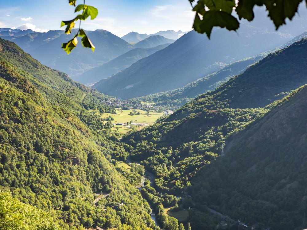 Vall del Toran, Bausen, Canejan