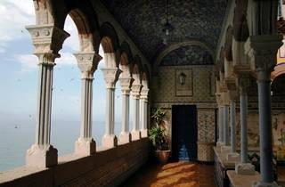 Palau de Maricel a Sitges