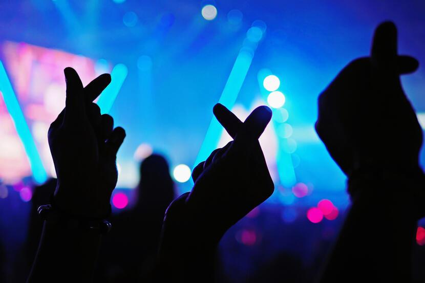 ドバイ万博の韓国パビリオン、K-POPライブを毎週開催