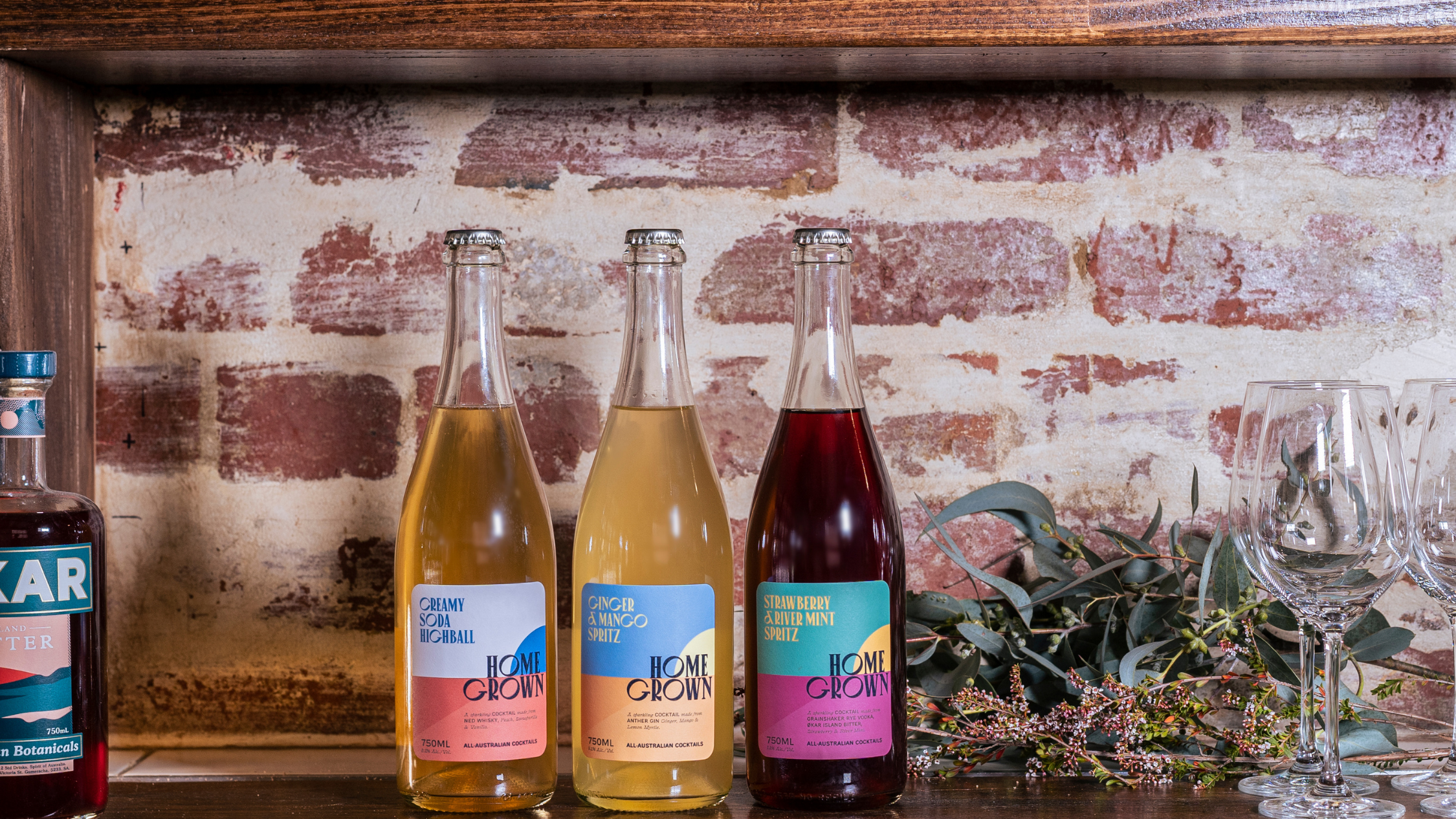 Worksmith launches Home Grown, a range of pre-made spritz cocktails