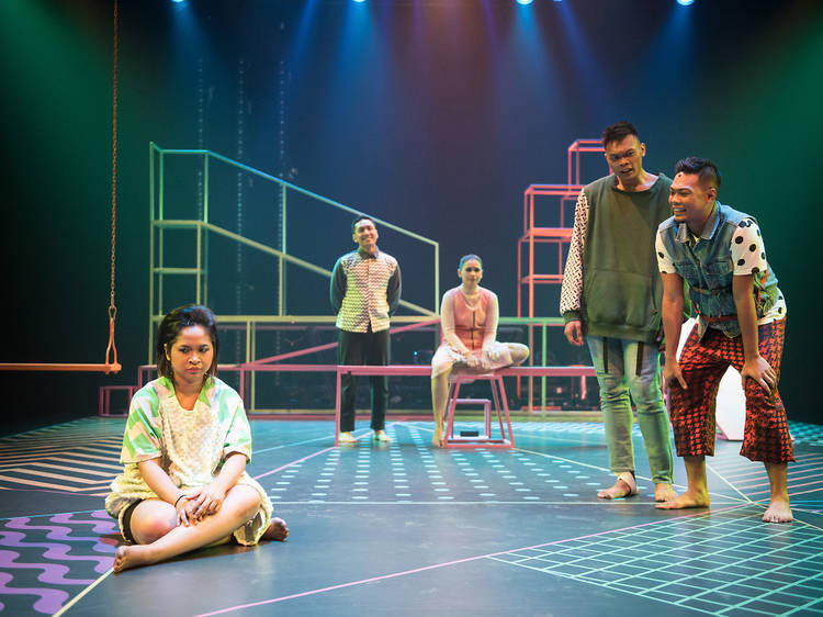 The best theatre companies in Singapore