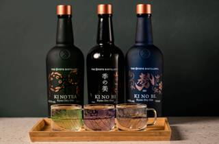 Ki No Bi Torii pop-up and tea cocktail workshops at Tell Camellia