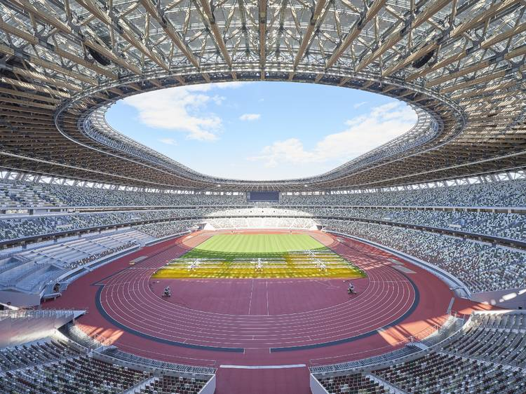 6 Olympic venues you should visit in Tokyo