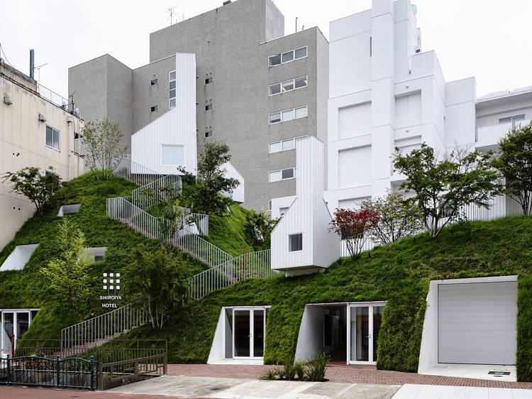 9 best art hotels in Japan