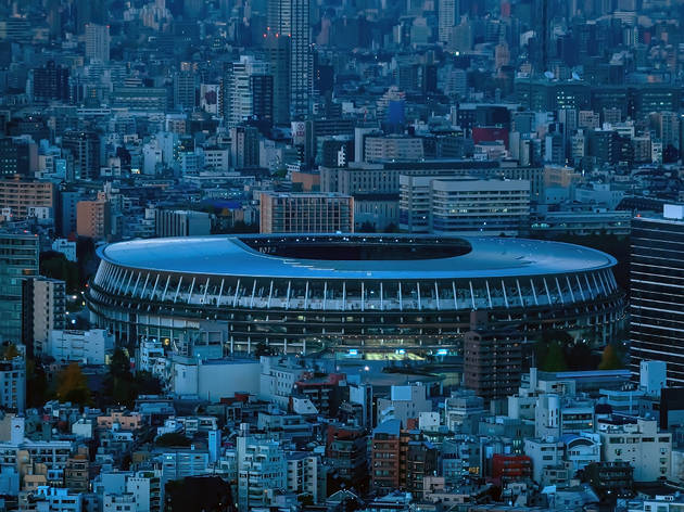 5 Olympic venues you should visit in Tokyo